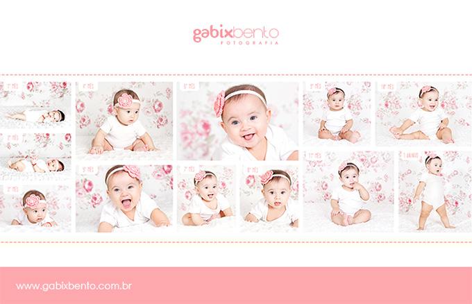 fotos do acompanhamento de bebe mensal em fortaleza