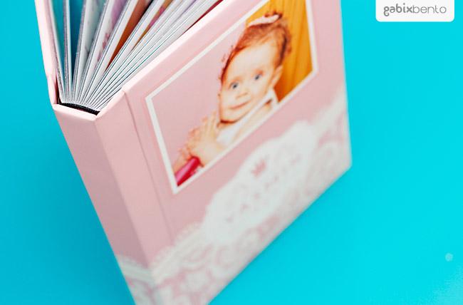 ÁLBUM DE FOTOS ANIVERSÁRIO INFANTIL - DIAGRAMAÇÃO E ENCADERNAÇÃO