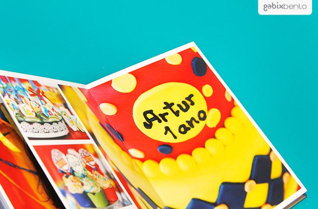 Álbum de fotos Festa Infantil 02