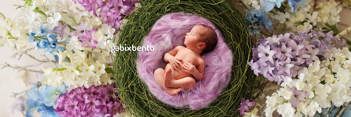 Ensaio Newborn – Bianca