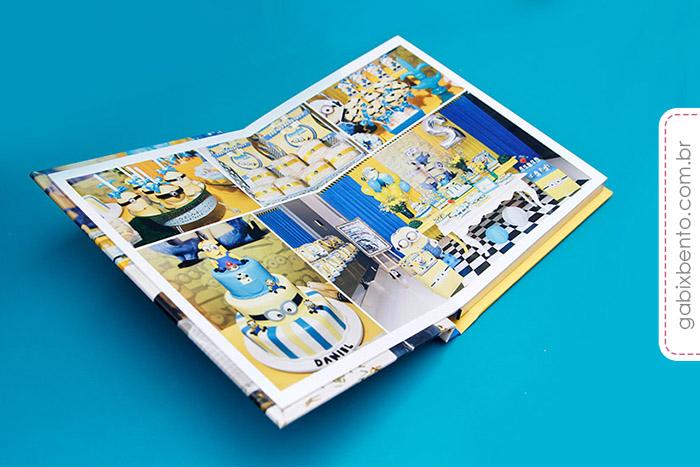 Album de aniversário infantil em Fortaleza