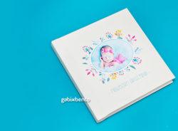 Album de fotos newborn recém nascidos