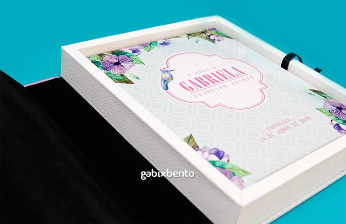 Cobertura fotográfica de aniversário com álbum em Fortaleza 03