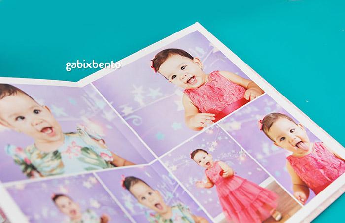 album de fotos Infantil 1 aninho