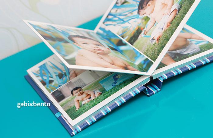 Álbum fotos com bolo em Fortaleza