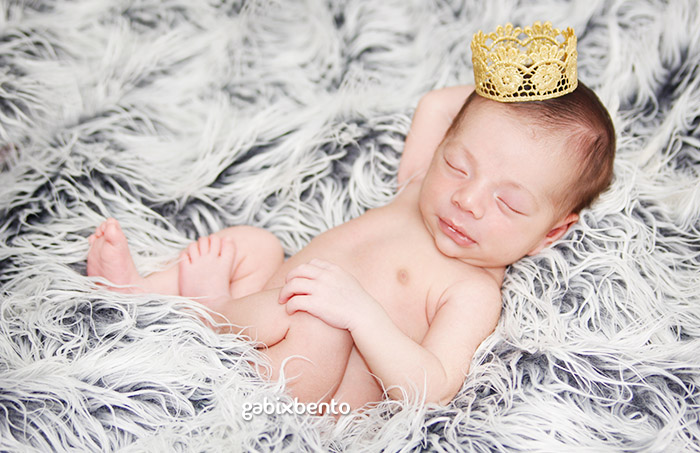 Ensaio Newborn menino em Fortaleza