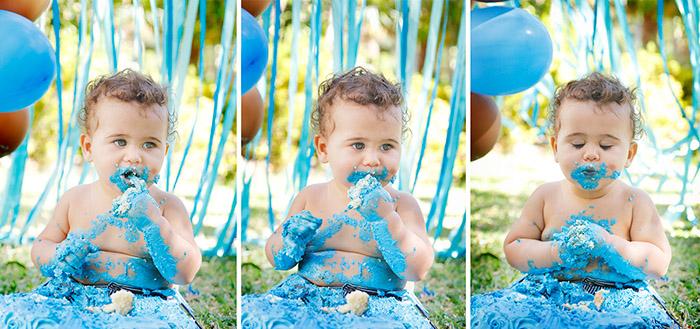 Fotos smash the cake Fortaleza