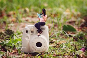 Fotografia em Miniatura