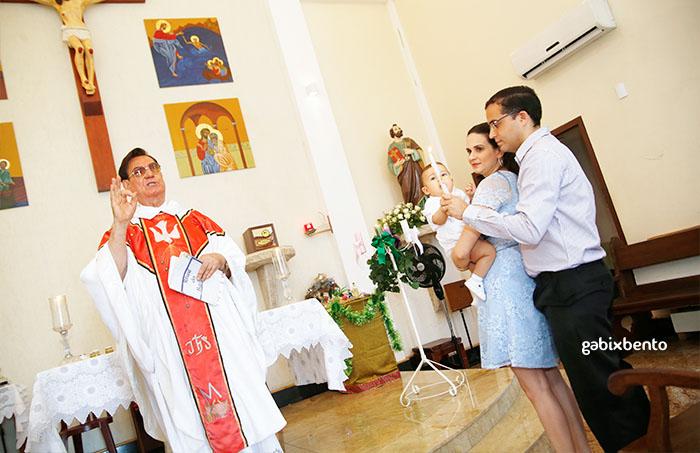 Fotografia Batizado Fortaleza