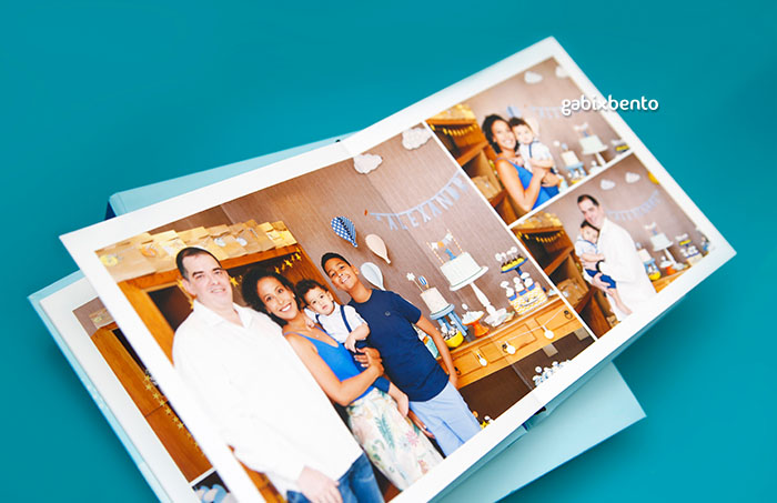 Álbum de fotos profissional Fortaleza