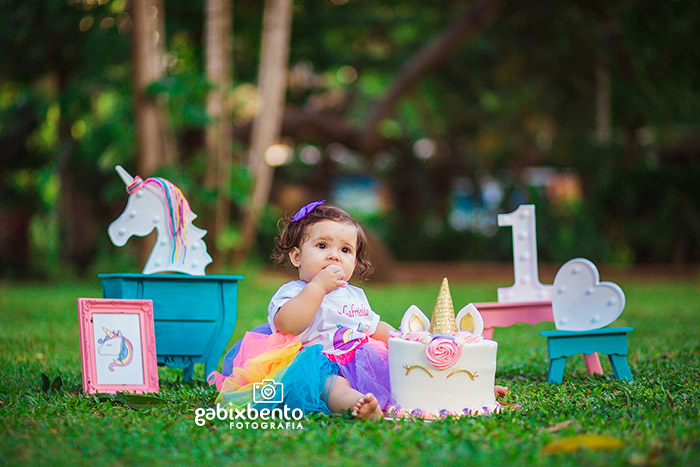 ensaio infantil smash the cake fortaleza