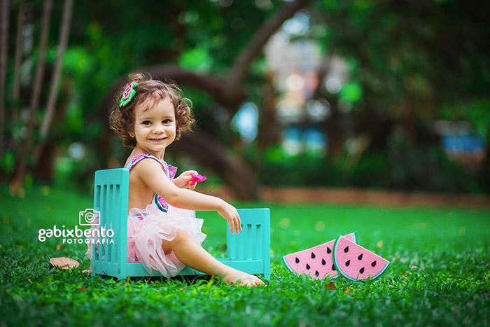 Ensaio infantil ao ar livre Fortaleza