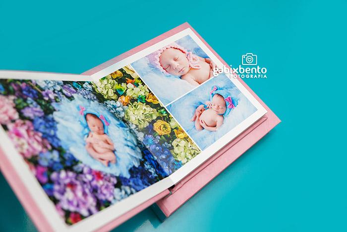 Book Infantil com Álbum Fotografico Fortaleza