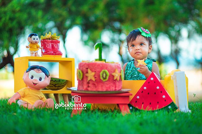 Smash the Fruit Fortaleza