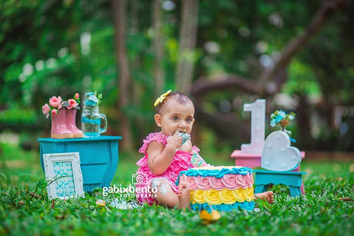 Foto book 1 ano Fortaleza