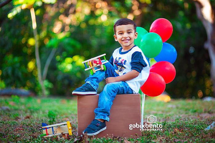 Fotografo infantil Menino Fortaleza
