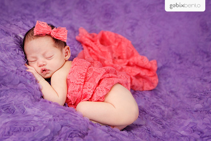Fotografia Newborn em Fortaleza - foto recém nascido 02