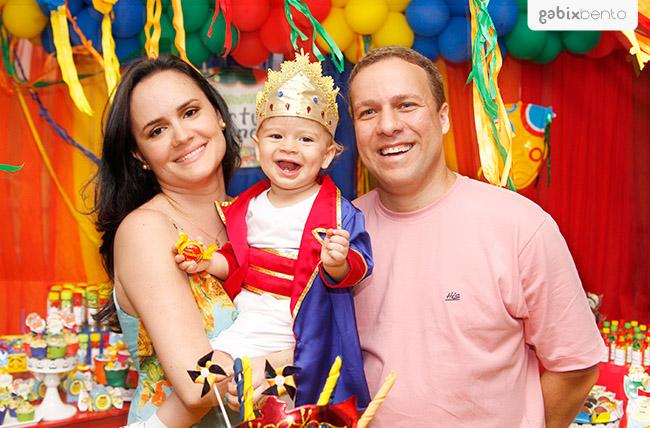 Fotografia Festa Infantil em Fortaleza