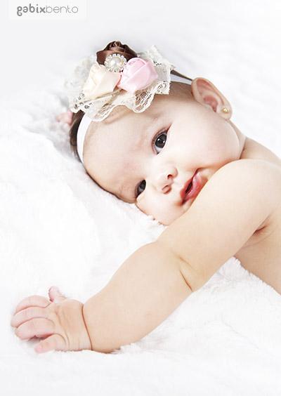 Fotografia Infantil Fortaleza - Bebê