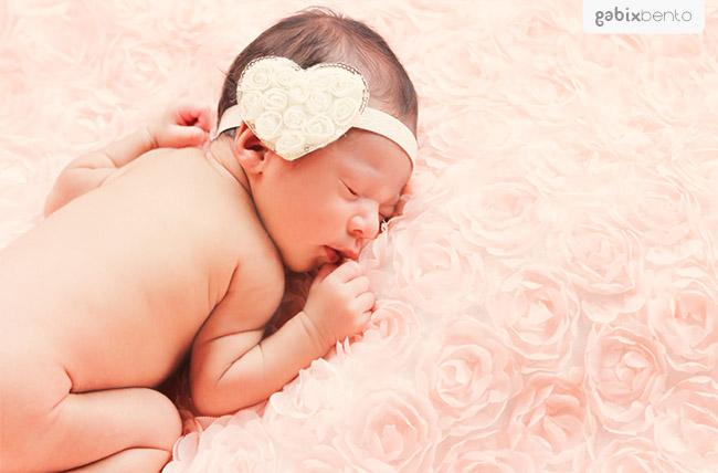 Fotografia Newborn Recém Nascido em Fortaleza