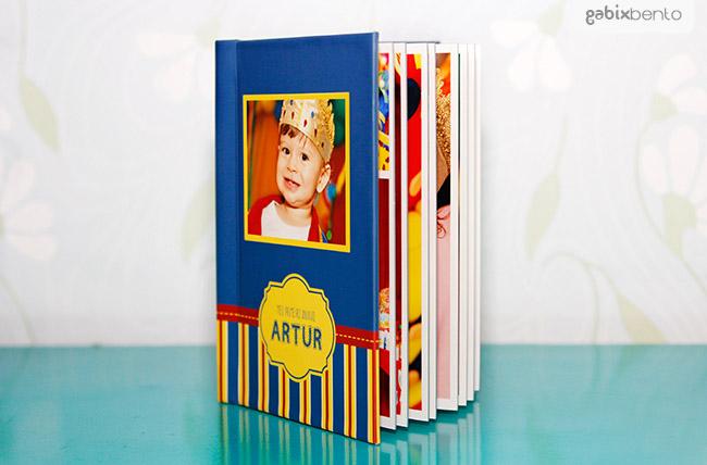 Álbum de fotos Festa Infantil 01