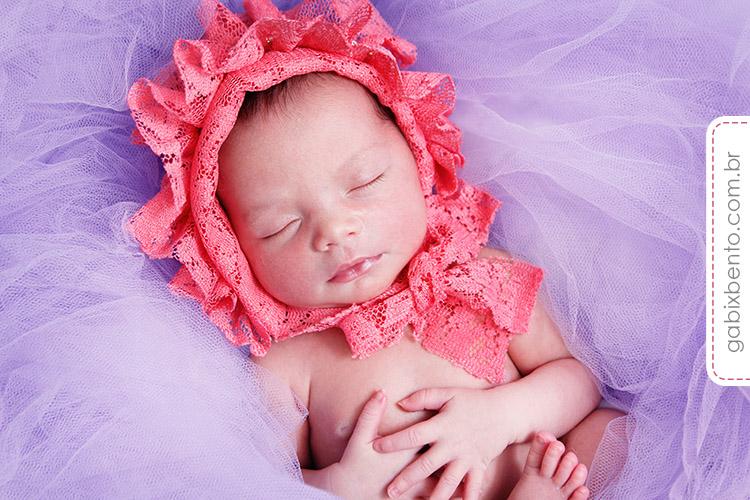 Fotos recém nascido em Fortaleza - Ensaio Newborn bebê recém nascido 2