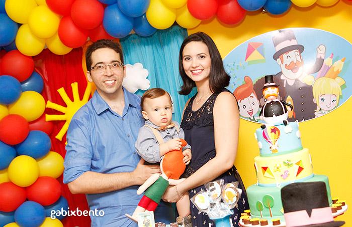 Fotografia Festa Infantil Fortaleza