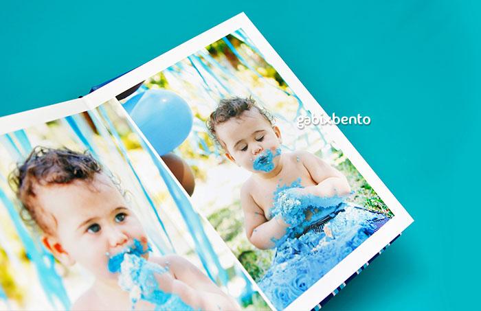 Álbum de fotografias Fortaleza