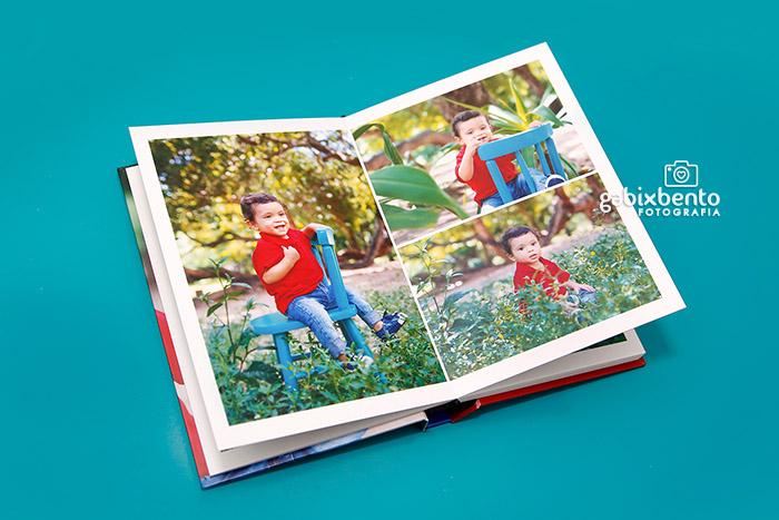 Book de fotos infantil Fortaleza