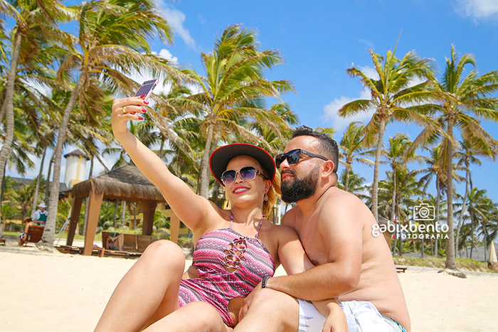 Fotografo Beach park férias em Fortaleza