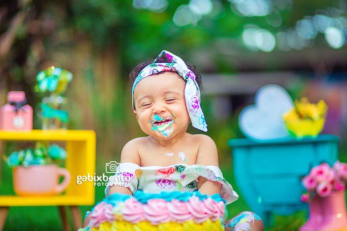 Smash Cake Fortaleza