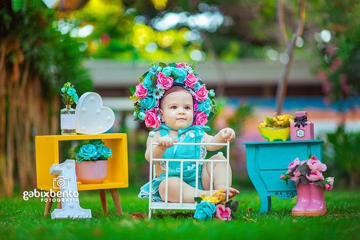 Ensaio Fotográfico Infantil Smash Fortaleza