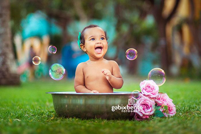 Ensaio fotográfico infantil menina Fortaleza