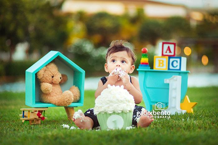 Ensaio fotográfico infantil menino Fortaleza